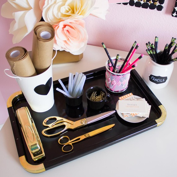 Cantik Desk Tray