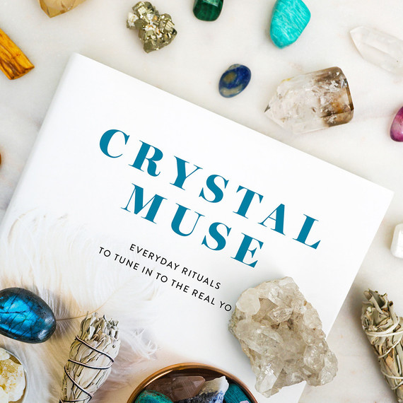 kristal muse book
