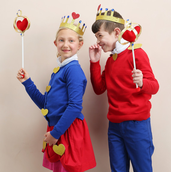 rei and queen of hearts costumes