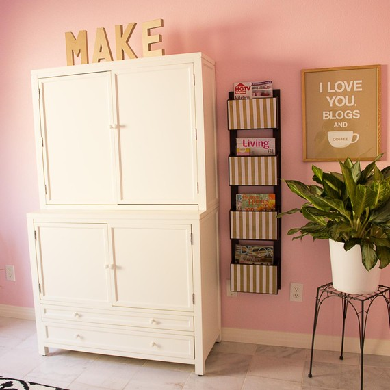 Martha Stewart Craft Cabinet